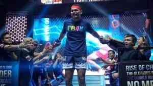 Alex Munster, petarung di One Pride MMA. (dok. One Pride)