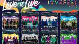 Love Festival Vol.3: Tampilkan Band Legendaris Indonesia dari Gigi, Element, Nidji hingga Project Pop!