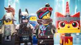 Film The Lego Movie 2: The Second Part.