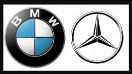 BMW - Mercedes-Benz (BMW Blog/Antara)