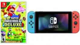 Konsol Switch Nintendo