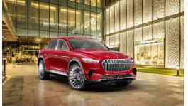 Mercedes-Maybach Vision Ultimate Luxury Concept. Sumber: drivespark.com