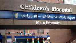 Boston Children's Hospital.[cbslocal.com]