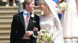 Royal Wedding 2019, Megahnya Pernikahan Lady Gabriella Windsor - Thomas Kingston