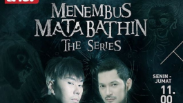 Sinopsis Menembus Mata Bathin The Series ANTV Hari Ini Jumat 14 Juni 2019 Episode 260