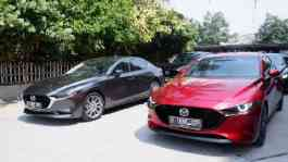 All New Mazda3. TEMPO/Wira Utama