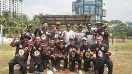 Klub cricket Yadavas Chairos Tiger Jakarta, juara Liga Jakarta Cricket Association (JCA) 2019. (foto: istimewa)