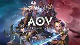 Arena of Valor. aov.garena.co.id