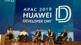 UCWeb, bisnis subsider Alibaba Innovation Initiatives Business Group, diundang oleh Huawei HMS dalam acara APAC Developer Day 2019 yang diselenggarakan di Singapura.