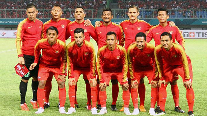 Timnas Indonesia U-23 Asian Games ke-18. INASGOC/Ary Kristianto