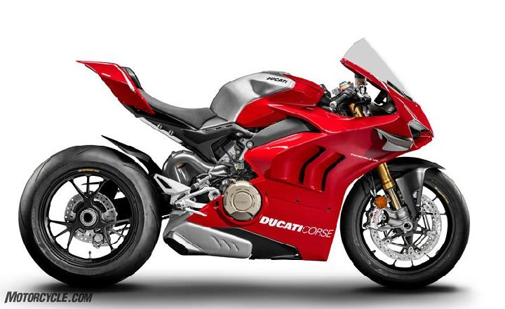 Ducati Panigale V4 R (Motorcycle)