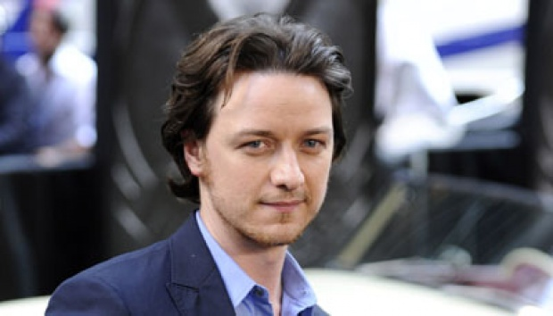 James McAvoy. AP/Peter Kramer