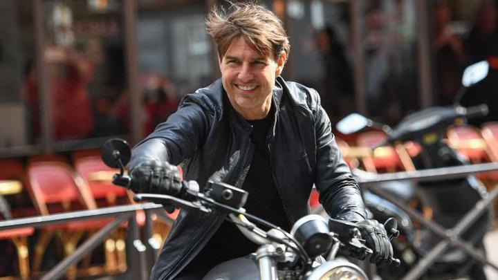 Tom Cruise dalam Mission Impossible Fallout. indiewire.com