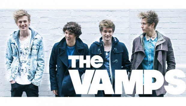 Band The Vamps. Twitter.com