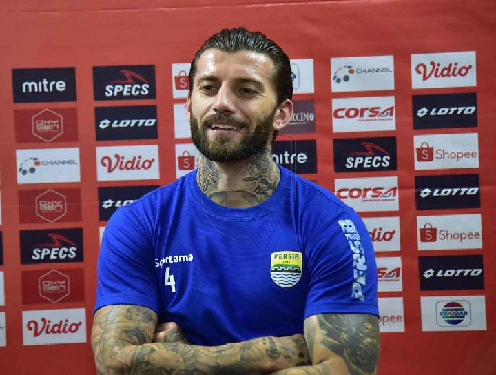 Bojan Malisic (persib.co.id)