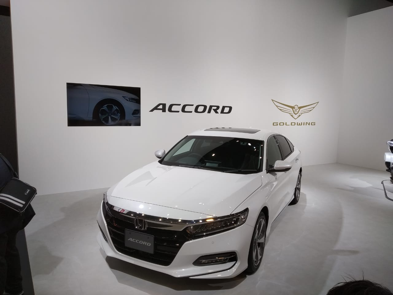 All New Accord di TMS 2019, Sedan Andalan Honda Sistem Hybrid Generasi ke-10
