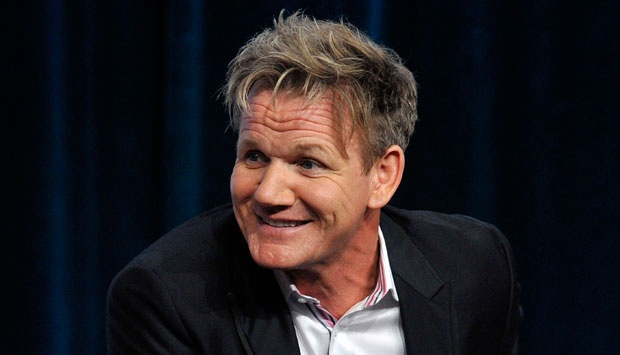 Gordon Ramsay. (Chris Pizzello/Invision/AP)