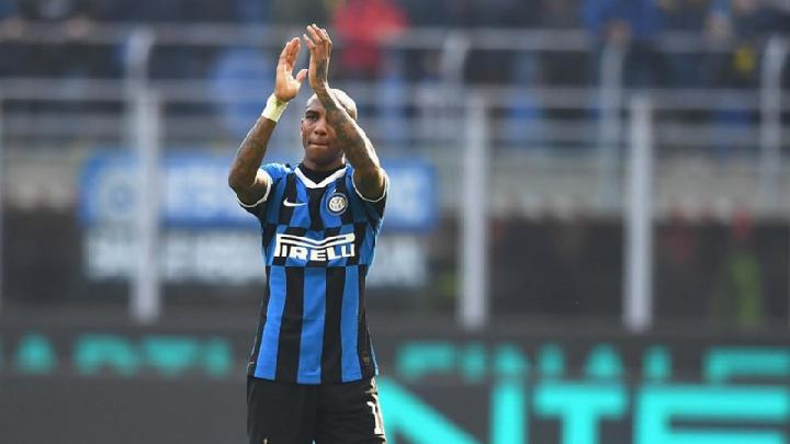 Gelandang Inter Milan, Ashley Young. Instagram/@youngy_18