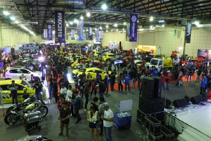 Indonesia Modification Expo 2019. (NMAA)