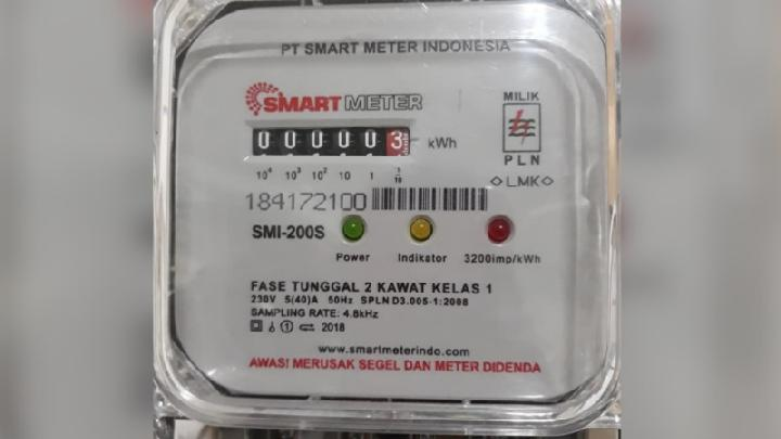Smart meter PLN. Tokopedia.com
