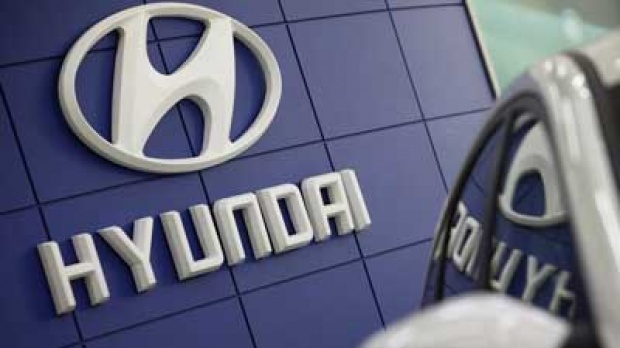 Hyundai Logo (REUTERS/Lee Jae-Won)