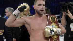 Billy Joe Saunders. (metro.co.uk)