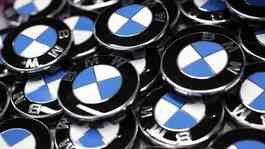 Logo BMW. REUTERS/Michaela Rehle