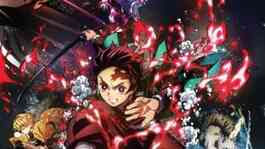 Film animasi Jepang Demon Slayer The Movie: Mugen Train.(ANTARA/Aniplex)