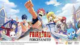 Game Baru Garena FAIRY TAIL: Forces Unite! Kredit: Garena