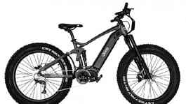 Jeep E-Bike QuietKat (ANTARA/HO Jeep QuietKat)