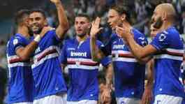 Sampdoria. (reuters)